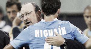 """Benitez: """"Meritavamo di più. Parliamo di calcio, così onoreremo Ciro"""""""