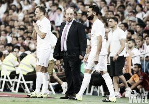 """Benitez verso lo Shakhtar: """"Squadra di livello. L'atteggiamento della squadra mi soddisfa"""""""