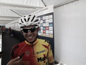 """Miguel Ángel Benito: """"Yo era la baza al sprint"""""""