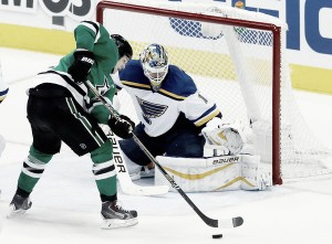 NHL Second Round Preview: St. Louis Blues vs. Dallas Stars