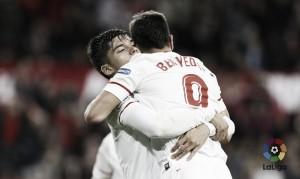 El Sevilla cumple con el trámite pero no despeja las dudas