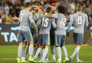 Benzema logra el primer gol de la pretemporada en el Real Madrid