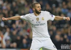 Benzema iguala a Amancio como el décimo mejor goleador madridista