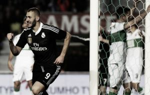 Elche 0-2 Real Madrid - Real go four points clear with win over Elche