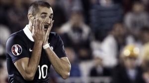 Karim Benzema no irá a la Eurocopa