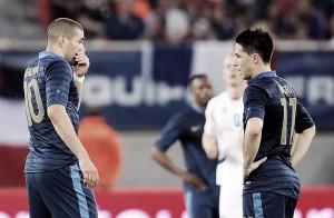 """Nasri acusa Seleção Francesa de racismo por banir Benzema: """"As origens interessam"""""""