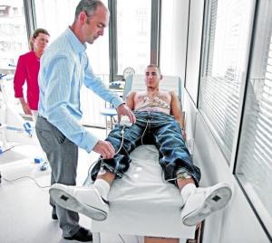 Benzema ya ha pasado el reconocimiento médico