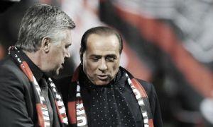 """Berlusconi: """"Se il Real lo licenzia Ancelotti tornerà al Milan"""""""