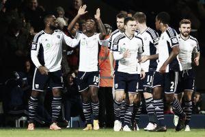 West Brom 1-0 Hull City - Berahino's 14th Of The Season Gives Pulis Winning Start