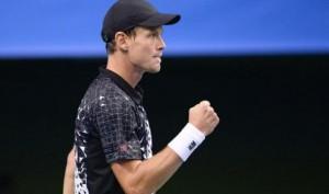 ATP San Pietroburgo: Berdych troppo forte per Lorenzi