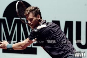 ATP Marsiglia - Berdych vince il tie-break ed il match, Dzumhur si ritira