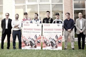 El cartel del Gran Premio de la Comunitat Valenciana