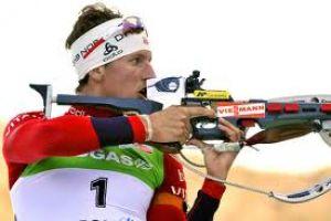 Biathlon: a Hochfilzen sbuca Berger nella sprint