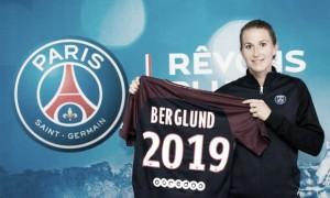 Paris Saint-Germain anuncia contratação da sueca Emma Berglund