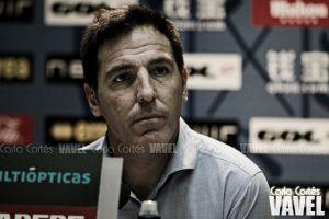 """Berizzo: """"Es posible que haya cambios contra el Málaga"""""""