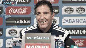 """Berizzo: """"Vivo el derbi con la misma pasión que como jugador"""""""