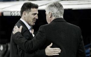 """Berizzo: """"Mis jugadores dicen que no fue penalti"""""""
