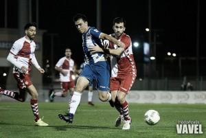 Bermejo se estrena como goleador con el Espanyol B