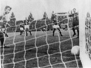 Final Berna 1961: aquellos malditos postes