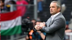"""Bernd Storck: """"Hungría sueña gracias a esta selección"""""""