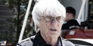 Bernie Ecclestone debate sobre el futuro de la Fórmula 1