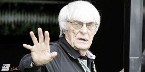 """Bernie Ecclestone: """"No tiene sentido decir que la Fórmula 1 esté en crisis"""""""