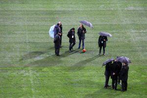 Vince la pioggia, Marsiglia - Valenciennes rinviata
