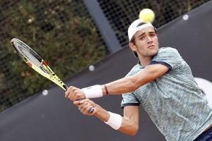 ATP San Pietroburgo: trionfa Berrettini, avanza Medvedev