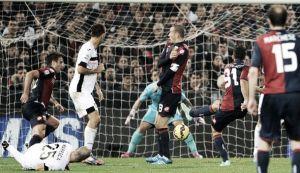 Live Palermo - Genoa in risultato partita Serie A (2-1)