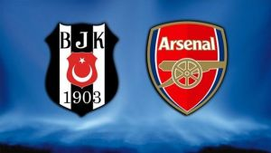 Live Besiktas vs Arsenal, diretta del preliminare di Champions League