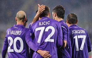 La Fiorentina avanza a semifinales ante un Siena luchador