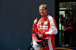 """Sebastian Vettel: """"El tráfico nos costó la posición"""""""