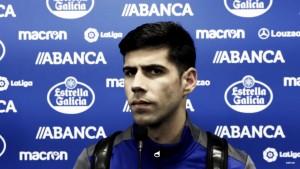 """Juanfran: """"Tenemos que seguir creyendo"""""""