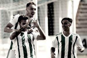 El Betis Deportivo se choca contra el muro del Mérida