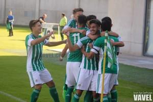 Fotos e imágenes del Betis B 1-0 Granada B, jornada 13 del grupo IV de 2ª B