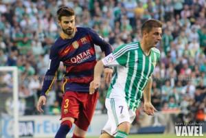Barcelona - Betis, ¿qué pasó en el último partido?