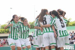 Fotos e imágenes del Betis Féminas 3-0 Granada Femenino, grupo 4 de 2ª División