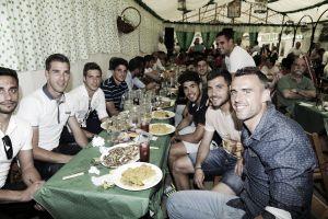 El Real Betis huye de la Feria