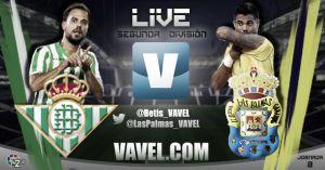 Real Betis - Las Palmas en directo online