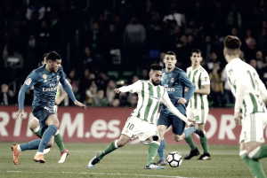 Real Betis - Real Madrid: puntuaciones del Real Betis, jornada 24 de Liga