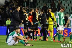 Fotos e imágenes del Betis 2-2 Rayo Vallecano, jornada 26 de Primera División