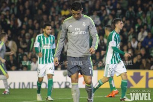 Fotos e imágenes del Betis 1-1 Real Madrid, jornada 21 de la Liga BBVA