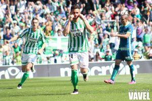 Fotos e imágenes del Betis 4-0 Valladolid, jornada 28 de Segunda División