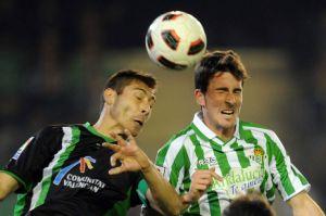 Resultado Betis - Elche en Liga BBVA 2014 (2-1)