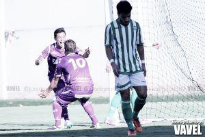 Un Real Jaén muy superior logra la primera victoria de la temporada
