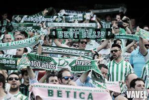 El Villamarín cuelga el cartel de 'No hay billetes'