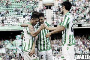 Betis - Las Palmas: duelo por la cúspide
