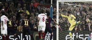 Messi arrolla al Sevilla