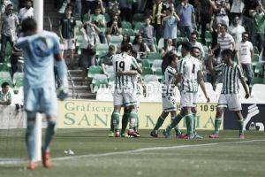 Real Betis - Osasuna, puntuaciones del Real Betis, jornada 32