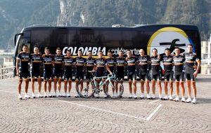 El Team Colombia estará en la vuelta a Luxemburgo con ocho corredores